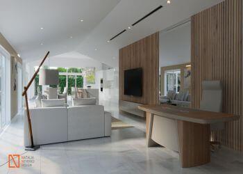 Miami interior designer Natalia Neverko Design, Inc.