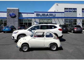 Salt Lake City car dealership NATE WADE SUBARU