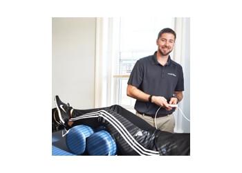 Richmond physical therapist Nate Michels, PT, DPT, OCS, CSCS