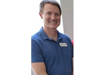 Little Rock physical therapist Nathan Tumlison, PT, MS, Cert.MDT, OCS