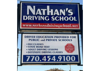 Atlanta driving school NATHAN'S DRIVING SCHOOL, INC.