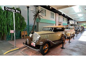 Reno landmark National Automobile Museum