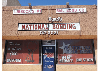 Lubbock bail bond National Bail Bonds