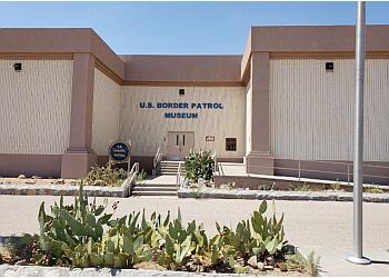 El Paso landmark National Border Patrol Museum