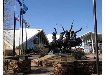 Oklahoma City places to see National Cowboy & Western Heritage Museum