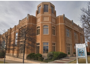Fort Worth landmark National Cowgirl Museum and Hall of Fame