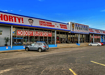 NATIONAL FURNITURE LIQUIDATORS. 8600 Gateway Blvd E, El Paso, TX 79907