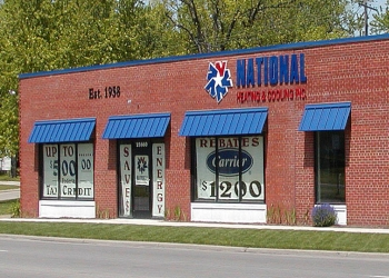 Detroit hvac service National Heating & Cooling