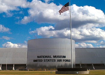 Dayton places to see National Museum of the United States Air Force