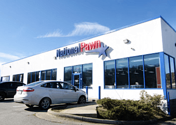 Winston Salem pawn shop National Pawn and Jewelry