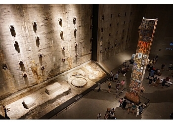 New York landmark National September 11 Memorial Museum