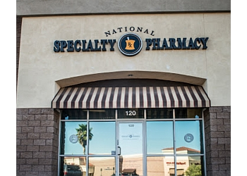 Henderson pharmacy National Speciality Pharmacy