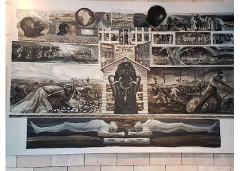 Cincinnati landmark National Underground Railroad Freedom Center