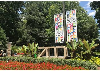 Washington places to see National Zoological Park