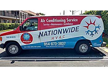 Fort Lauderdale hvac service Nationwide HVAC