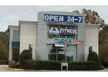 Virginia Beach gym Natural Bodyz Fitness 24/7 Kempsville