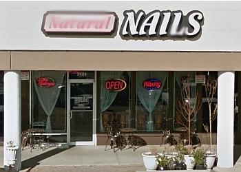 Amarillo nail salon Natural Nails