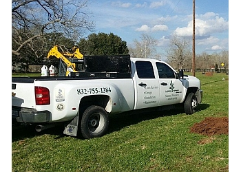 Houston landscaping company Natural Wonders Landscaping
