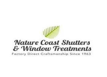Tampa window treatment store Nature Coast Shutters & Window Treatments