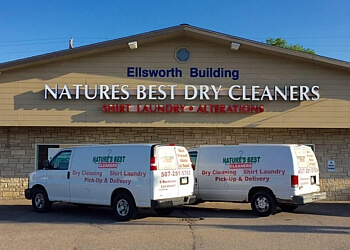 Rochester dry cleaner Nature's Best Cleaners