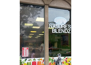 Elizabeth juice bar Nature's Blendz