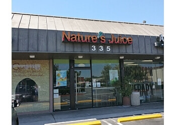 Fullerton juice bar Nature's Juice