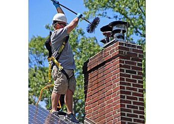 Dallas chimney sweep Nature's Own Chimney Cleaning