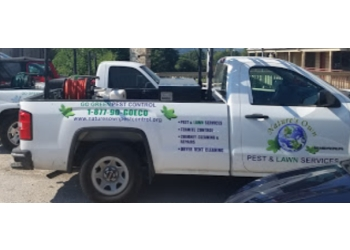 Houston chimney sweep Nature's Own Chimney Cleaning and Repair