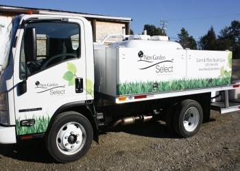 Greensboro lawn care service Nature's Select