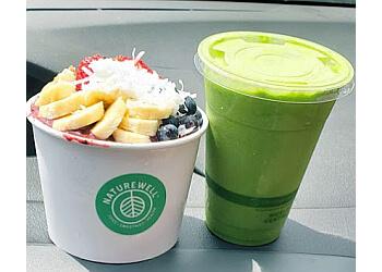 Los Angeles juice bar Naturewell