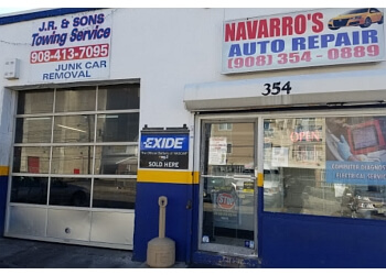 Elizabeth car repair shop Navarro Auto