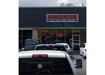 Mobile pizza place Navco Pizza