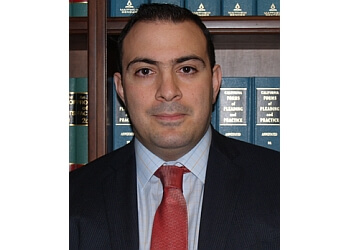 Orange divorce lawyer Navid Moshtael