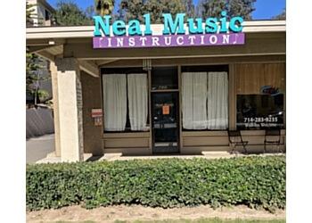 Anaheim music school Neal Music Instruction