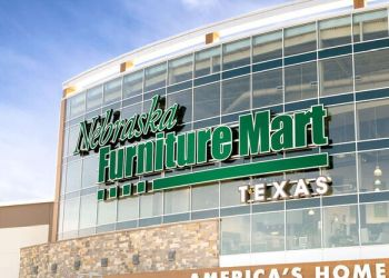 McKinney furniture store Nebraska Furniture Mart