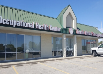 Lincoln occupational therapist Nebraska Occupational Health Center