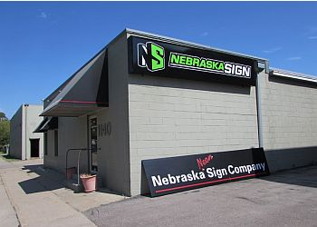 Lincoln sign company Nebraska Sign Company