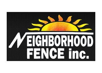 Spokane fencing contractor Neighborhood Fence Inc.
