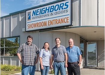 Anchorage window company NEIGHBORS WINDOWS & DOORS