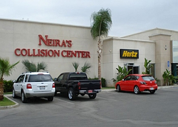 Bakersfield auto body shop Neira's Collision Center Inc.