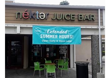 Long Beach juice bar Nekter Juice Bar