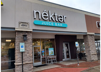 Plano juice bar Nekter Juice Bar