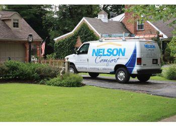 Cincinnati hvac service Nelson Comfort