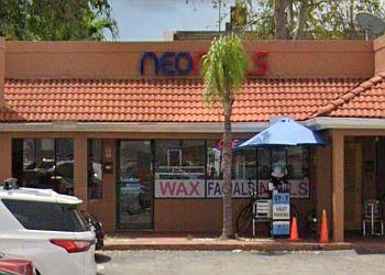 Miami nail salon Neo Nails Brickell