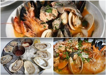 Boston seafood restaurant Neptune Oyster
