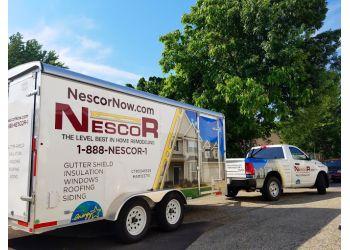 Springfield roofing contractor Nescor