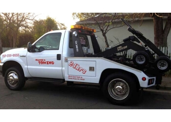 Santa Rosa towing company Nestors Towing Service