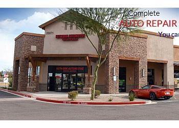 Chandler car repair shop Network Automotive Service Center