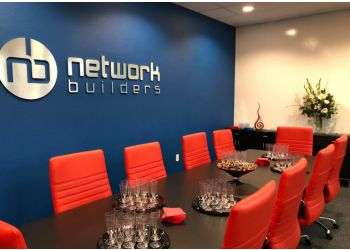 Modesto it service Network Builders