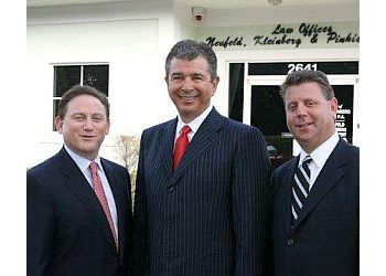 Miami Gardens personal injury lawyer Neufeld, Kleinberg & Pinkiert, PA